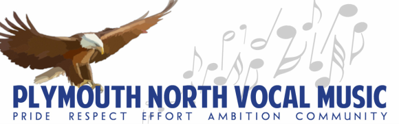 Plymouth North Vocal Music